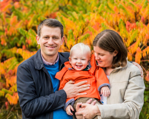 Family photographs in Cumbria