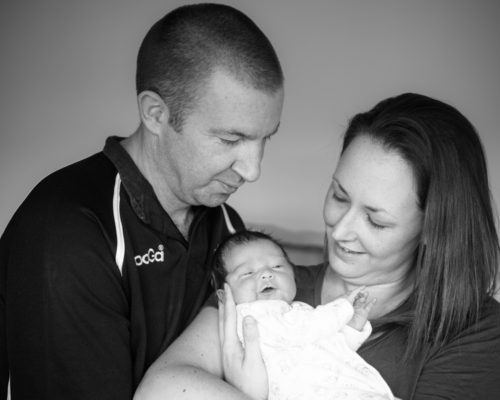 Lifestyle family portraits in Carlisle