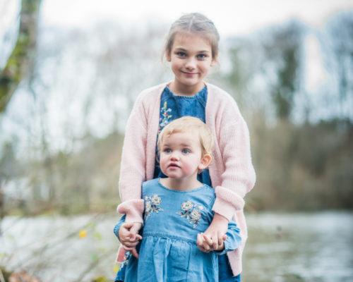 Bassenthwaite Lake family portraits