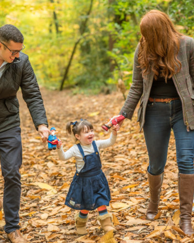 Family walk, Autumn portraits Lake District