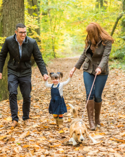 Family walk with dog, Lake District family photographers
