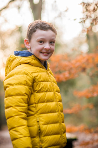 Theo in the winter sunshine, Carlisle photographers