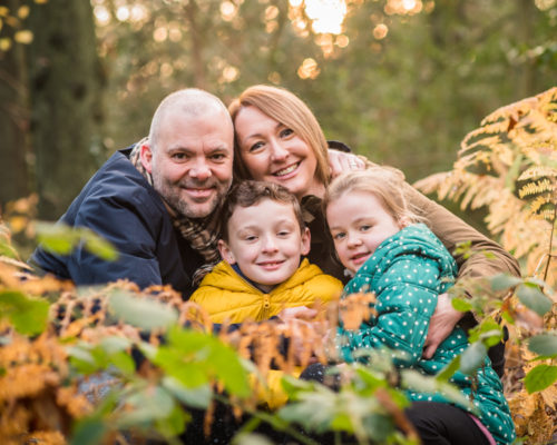 Family cuddle, Cockermouth family photographers