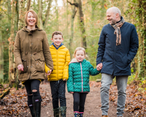 Laughs with family, Cumbria photographers