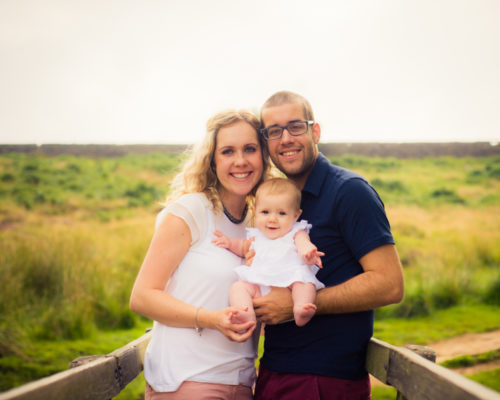 Silloth baby portraits