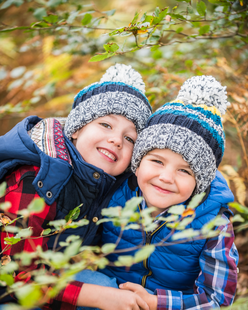 Cheesy smiles for brothers, Wigton baby portraits