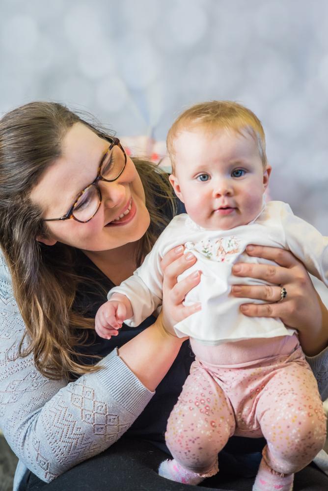 mum with baby, newborn photographers Carlisle